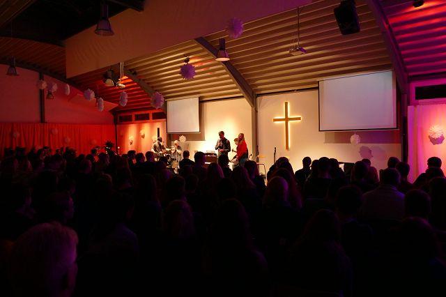 Jugendgottesdienst in Leer