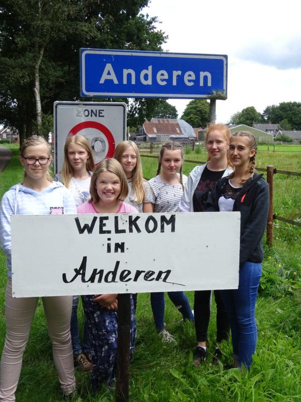 Mädchenfreizeit Niederlande