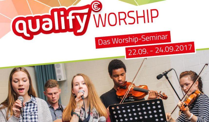 qualifyWORSHIP-Seminar