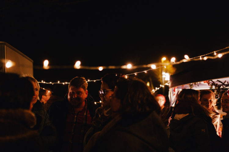 Rückblick: Christmas Party