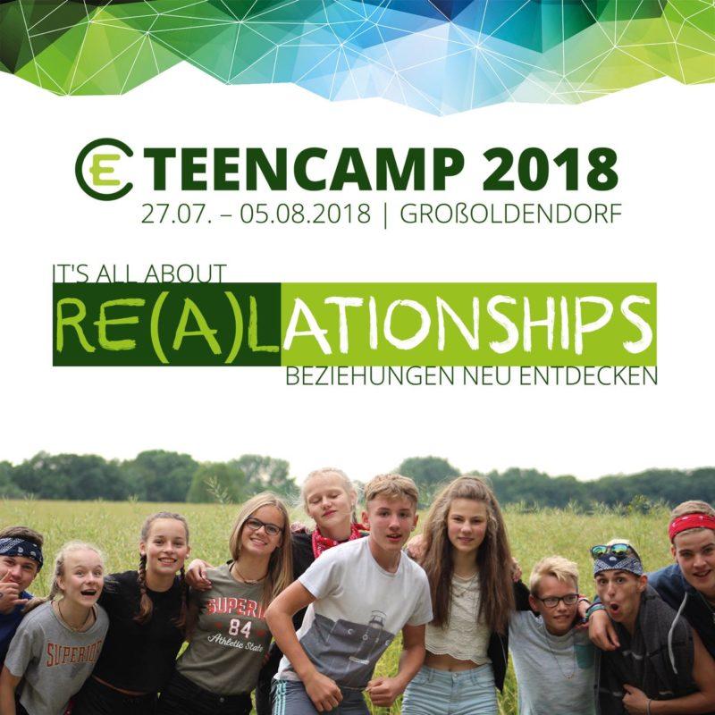Teencamp in Großoldendorf