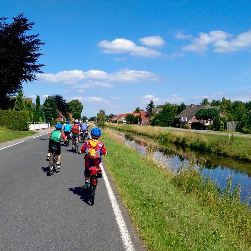 Freie Plätze auf dem Bikecamp im Juli
