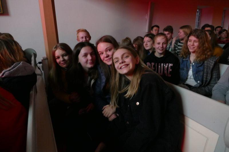 Jugendwoche in Firrel - Tag 2
