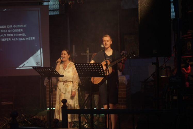 Jugendgottesdienst in Remels