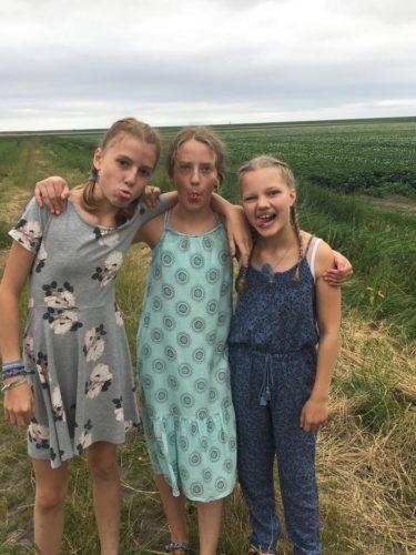 Mädchenfreizeit 2019