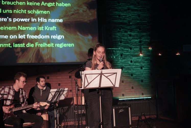 Jugendgottesdienst in Walle
