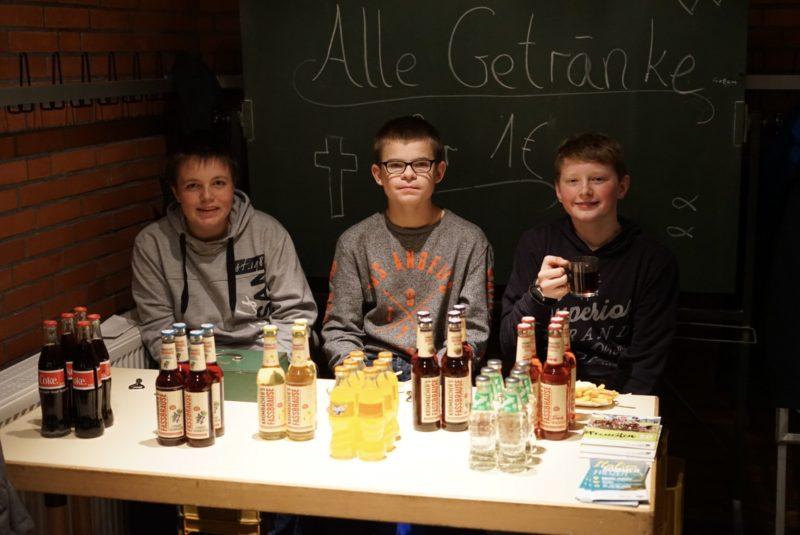 Jugendgottesdienst in Walle