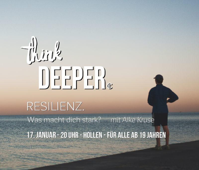 think DEEPER in Hollen