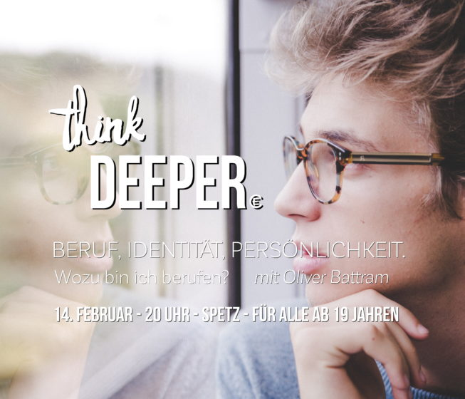 think DEEPER in Spetz