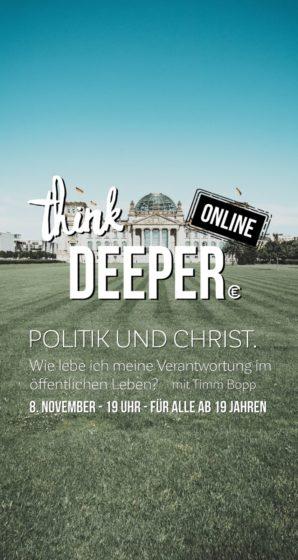 Think deeper online