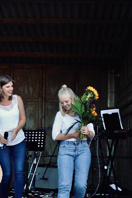 Verabschiedung von Tobi Liebmann & Familie