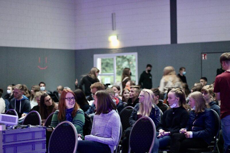 Jugendgottesdienst/Einsegnung